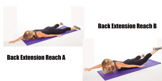 Back Extension Reach