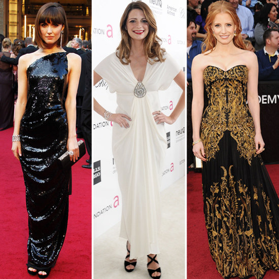 British Designer Dresses Worn on Celebrities at the Oscars