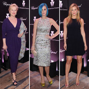 2012 Weinstein Pre-Oscars Party Celebrity Pictures
