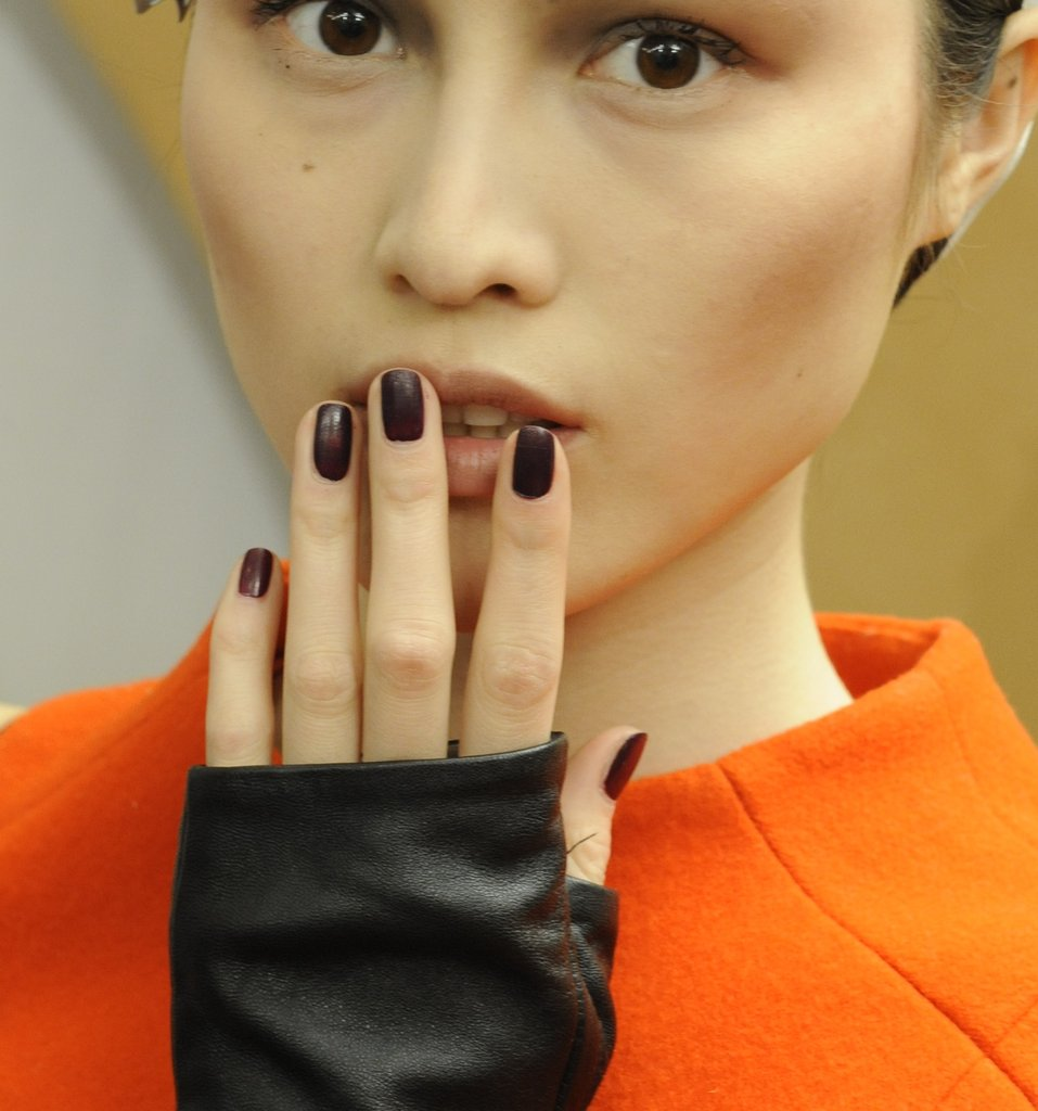 Fall Nail Trends: Nail Trends From The Fall 2012 Fashion Week Runways