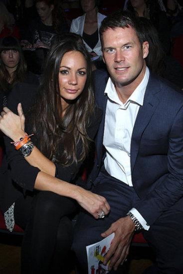 Tom Williams and Designer Rachel Gilbert Are Engaged