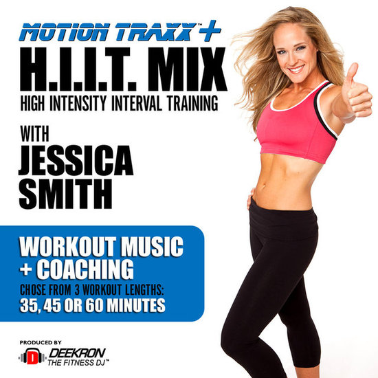 HIIT Mix Coached Album by MotionTraxx
