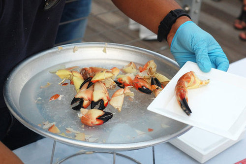 And More Stone Crab