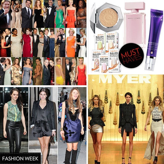 Sugar Australia Shout Out March 2nd 2012: Catch up With All the Celebrity, Fashion and Beauty News From This Week