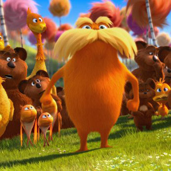 The Lorax Wins Box Office in Second Week of Release