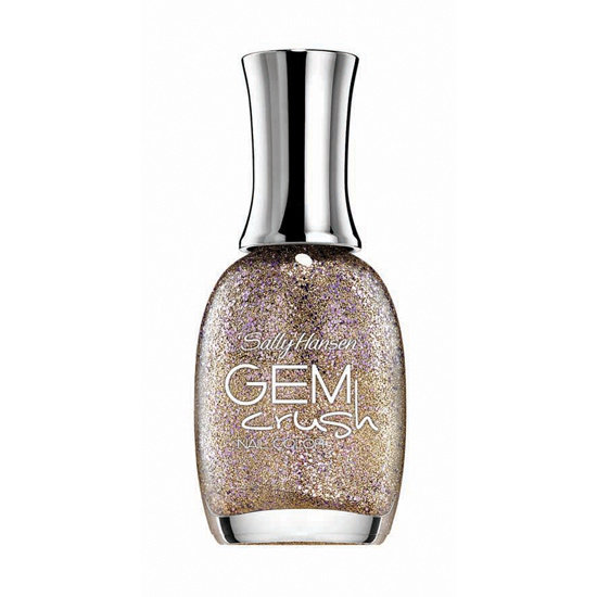 Sally Hansen Gem Crush Nail Colour: Full Coverage Glitter Nail Polish