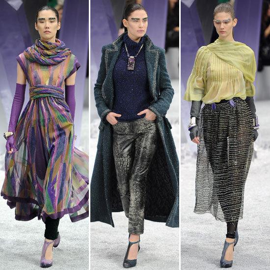 Chanel Runway Fall 2012