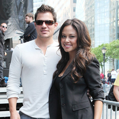 Nick Lachey and Vanessa Minnillo Expecting a Baby
