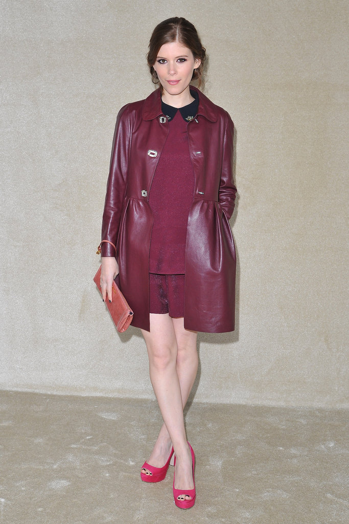 Kate Mara at Miu Miu