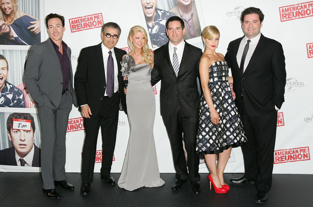The Stars of American Pie: Reunion Hit Melbourne For Their Big Premiere