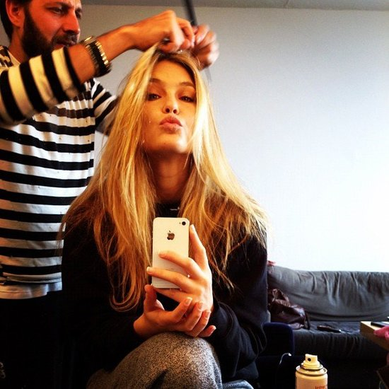 Celebrity Beauty Twitter and Instagram Pictures from Jessica Alba, Kim Kardashian, Jennifer Hawkins & More!