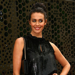 Megan Gale, Montana Cox, Dita Von Teese Pictures at L'Oreal Melbourne Fashion Festival Opening Night