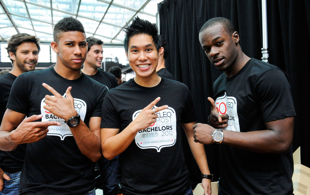 Keiynan Lonsdale, Andy Minh Trieu and Timomatic