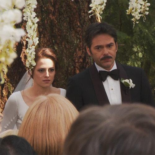Breaking Dawns Part 1 Wedding Scene Behind the Scenes DVD Feature