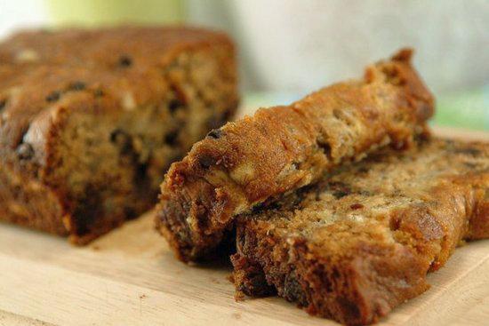 BabyCakes Vegan Chocolate-Chip Banana Bread Recipe