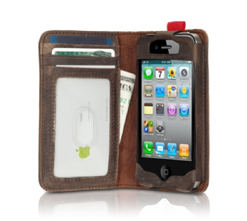 Twelve South BookBook iPhone Case ($60)