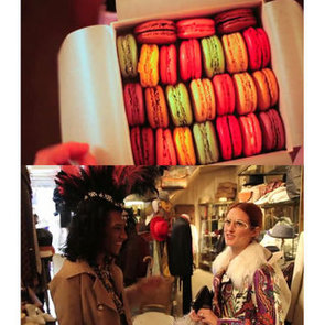 Watch Taylor Tomasi Hill and Her Moda Operandi Colleagues at Play during Paris Fashion Week!