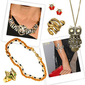 Shop Animal Jewelry Spring 2012