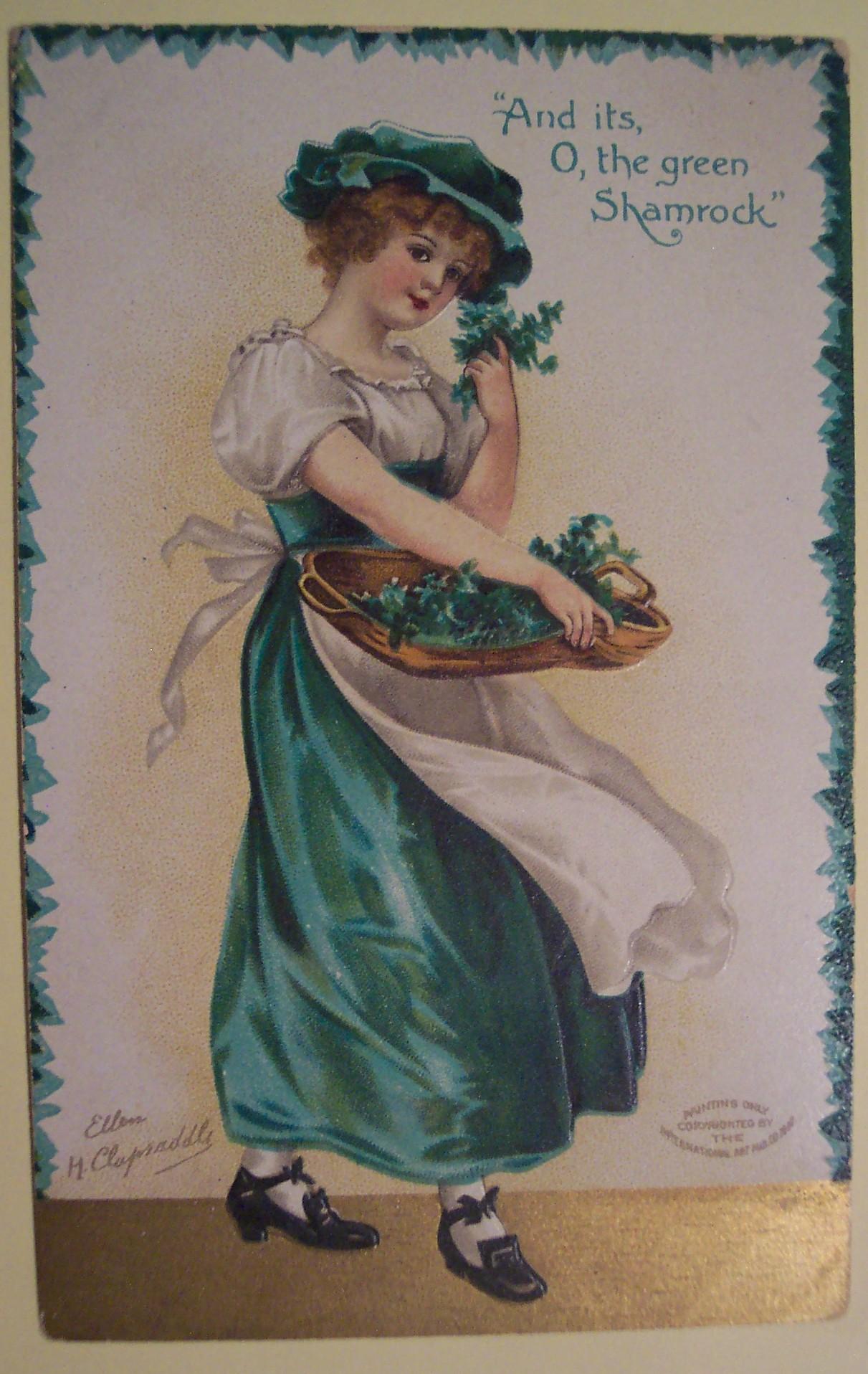 Happy St. Patrick's Day! Source: Flickr User riptheskull