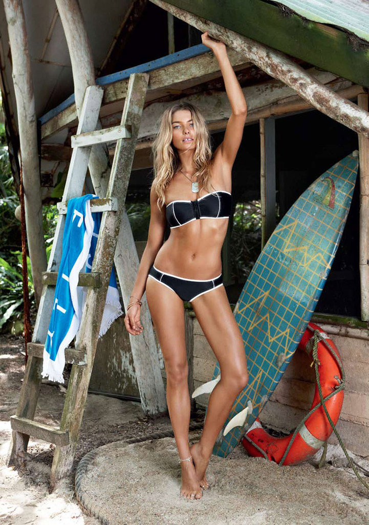 Seafolly Campaign, 2010