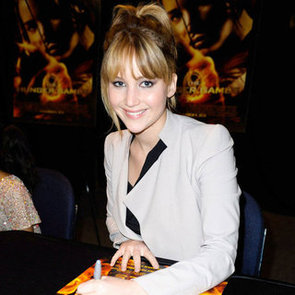 Jennifer Lawrence The Hunger Games Premiere and Press Tour Pictures