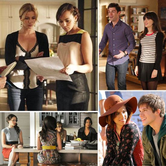 The Most Stylish TV Moments Yet: Revenge, New Girl, Pretty Little Liars & More
