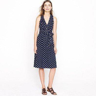 Elinor dress in polka dot