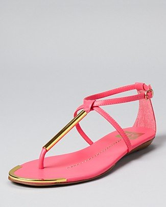 DV Dolce Vita Sandals - Archer Flat - Shoes - Bloomingdale's