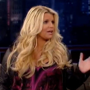 Jessica Simpson Talks Baby Shower and Birth Plan (Video)