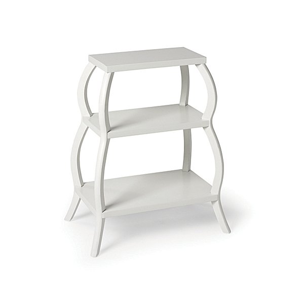 Curvee Shelf Table ($395)