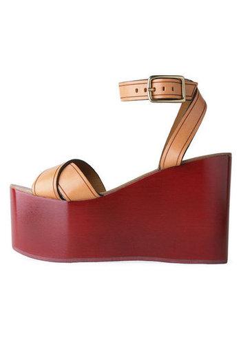 Isabel Marant / Zora Platform Sandal | La Garçonne
