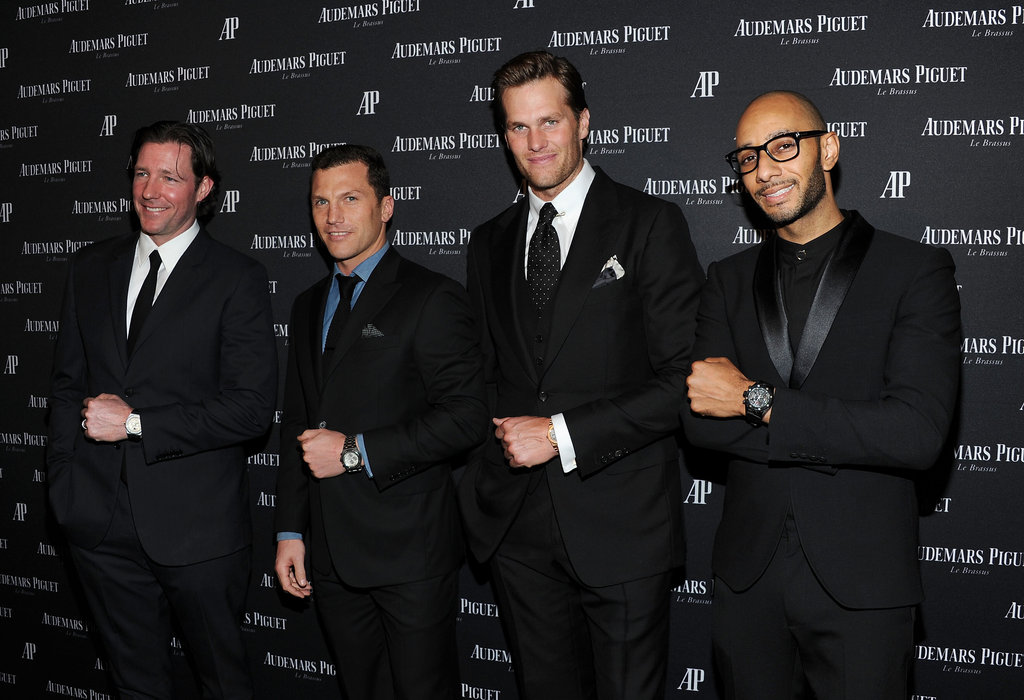 Tom Brady attended the Royal Oak 40 Years event at Park Avenue Armory in NYC.