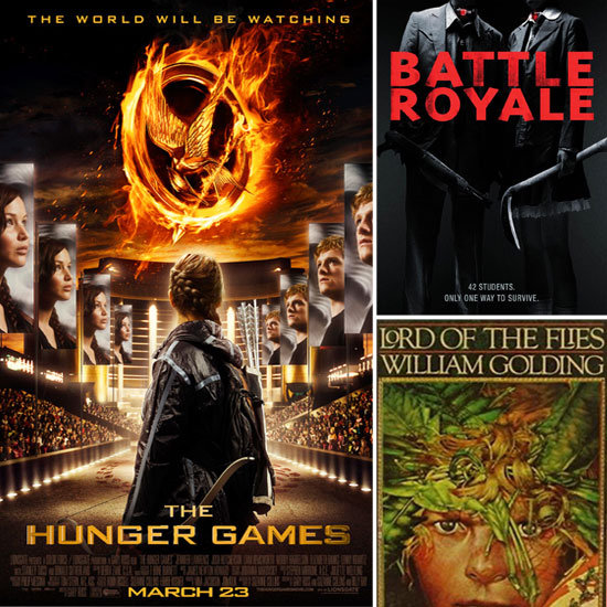 Battle Royale and Other Books and Movies Like the Hunger Games