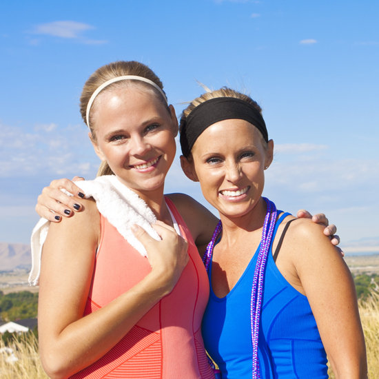 The Best Workouts to Do With a Friend