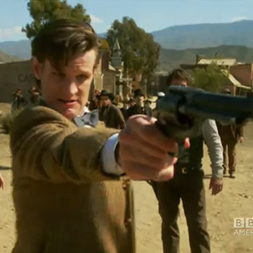 Doctor Who Season 7 Preview Video