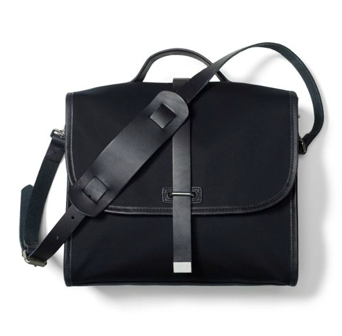 We're smitten with this unisex exclusive Tommy Ton X Club Monaco satchel. Get it for your boyfriend — then borrow it from him.  Club Monaco Tommy Ton Messenger ($225)
