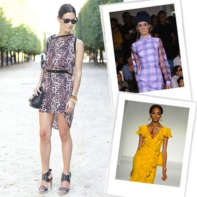 Best Spring Dresses 2012