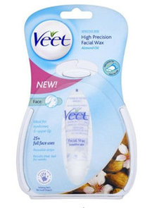 Review of Veet's High Precision Facial Wax for Sensitive Skin