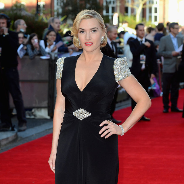 Kate Winslet Diet and Kate Winslet Fitness