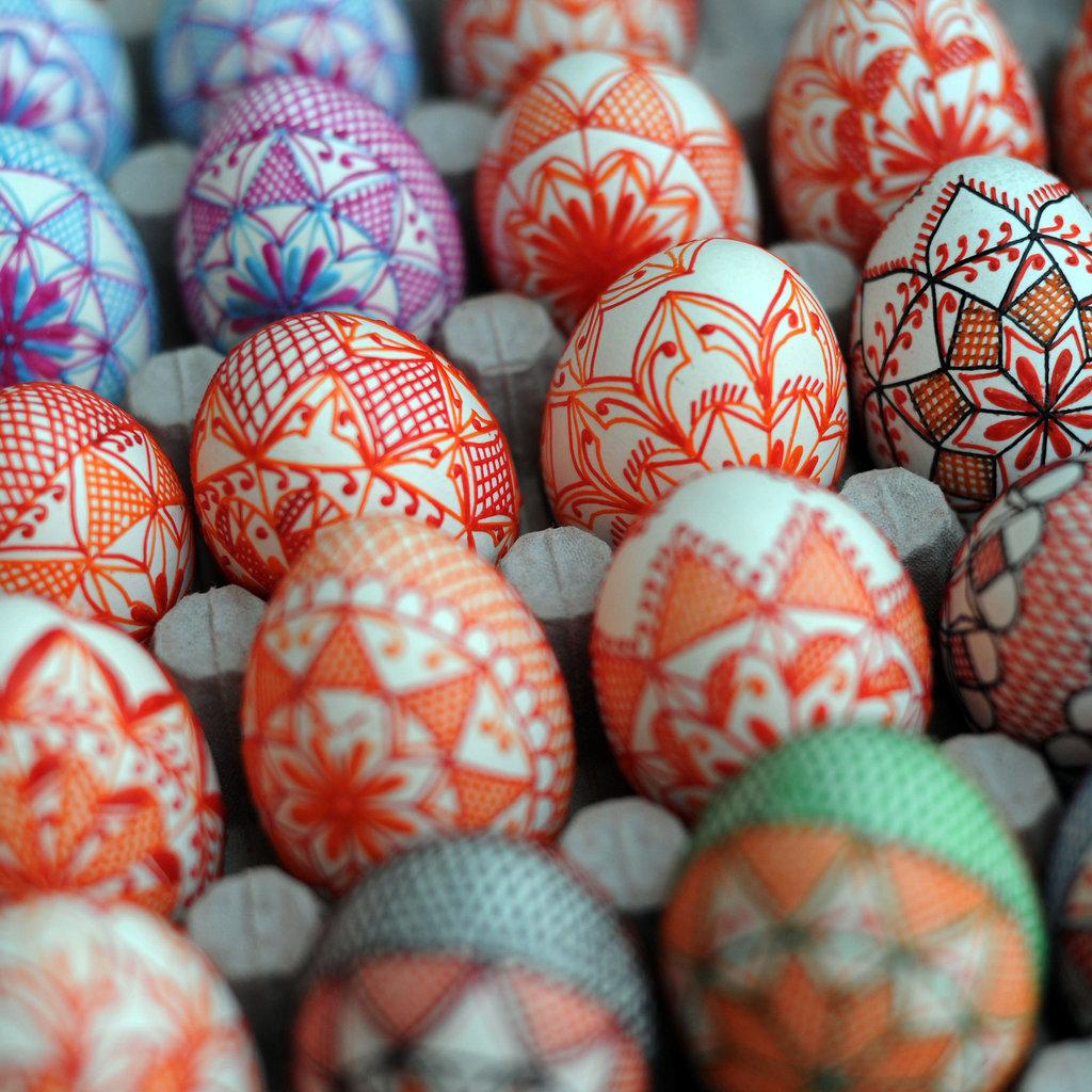 History and Symbolism of Easter Eggs | POPSUGAR Food Easter Egg Representing Jesus