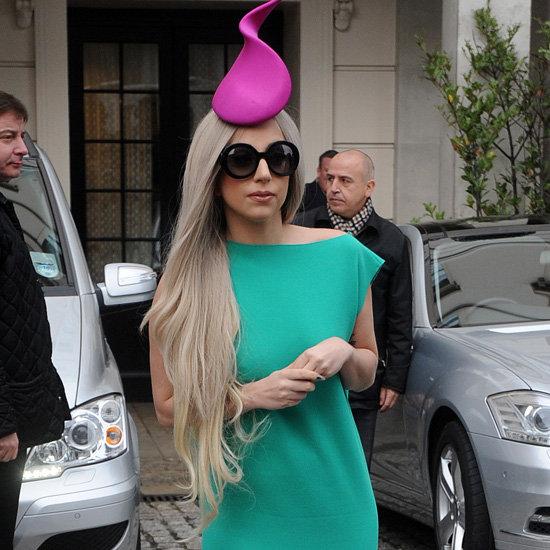 Lady Gaga Birthday Outfits