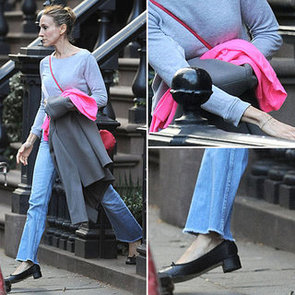 Sarah Jessica Parker Street Style March 29, 2012