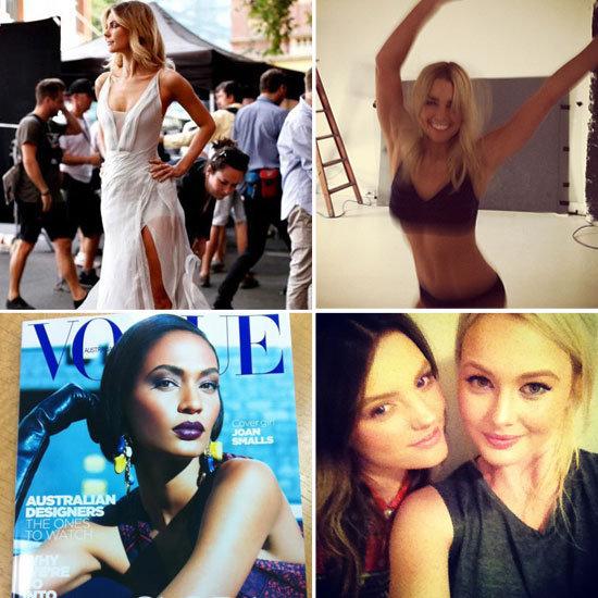 Best Stylish Celebrity Candid Shots of the Week, feat. Ashley Hart, Jennifer Hawkins, Chloe Moretz, Kylie Jenner & more!