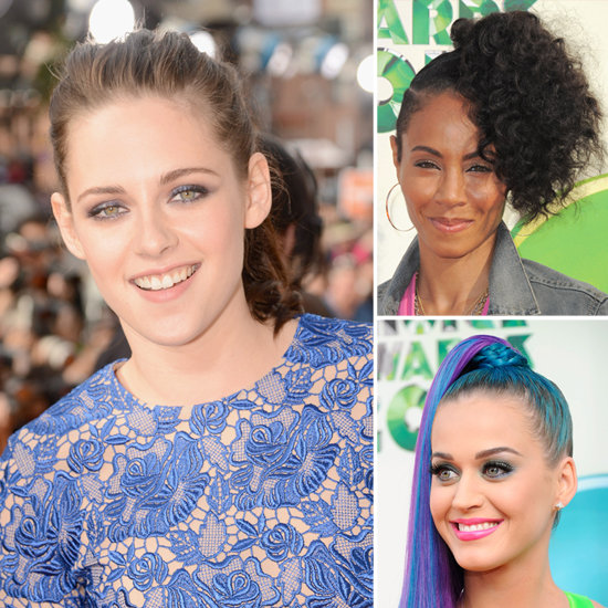 See the Coolest Kids' Choice Awards Beauty Looks in Detail