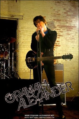 New Music Video by Graham Alexander - Biggest Fan