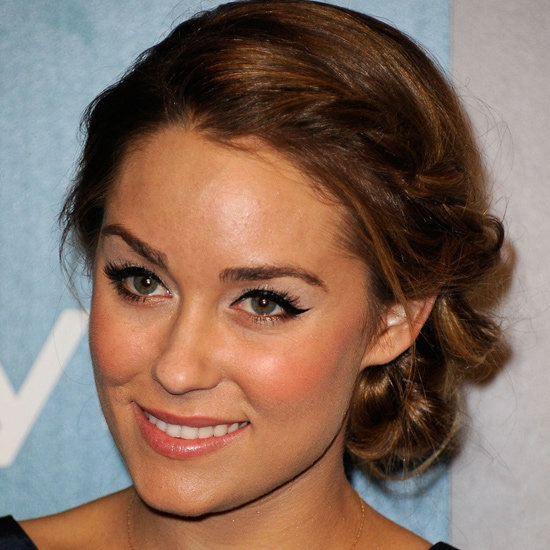 Lauren Conrad Wears Winged Eyeliner to the Gym
