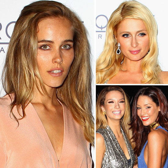 All the Beauty Looks From the Sydney Marquee Opening