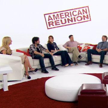 American Reunion Cast Video
