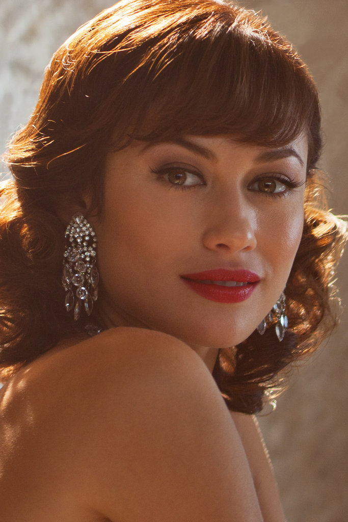 Vera Evans Played by Olga Kurylenko