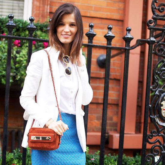 Spring Street Style White Blazers